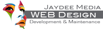 jaydee webdesign logo grey
