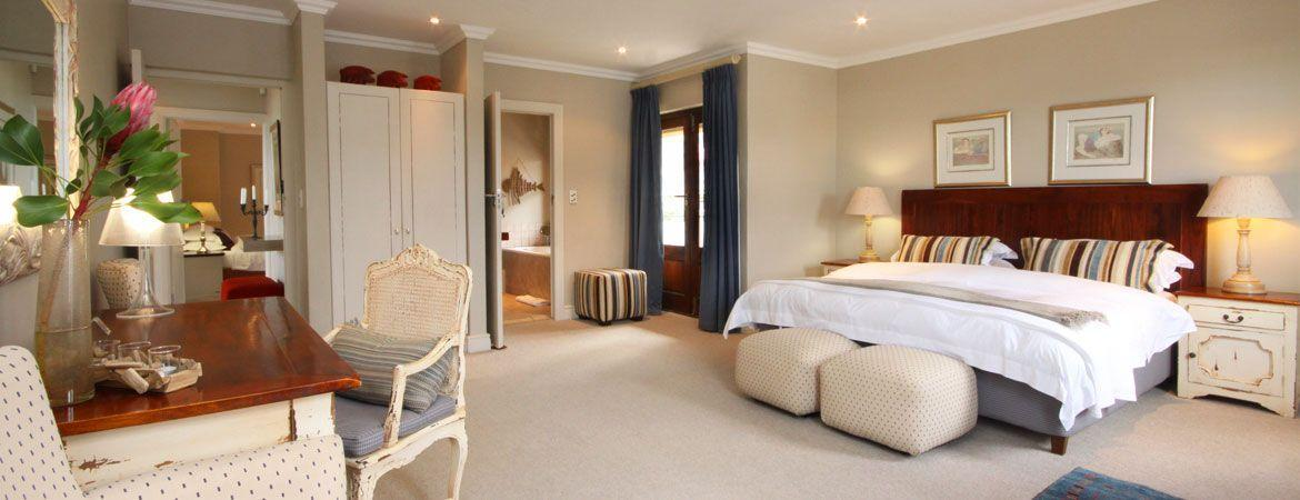 ROOM 7 - Sea & Mountain View Suite (Upstairs) in the Lavender Manor Guest Lodge accommodation in Hermanus